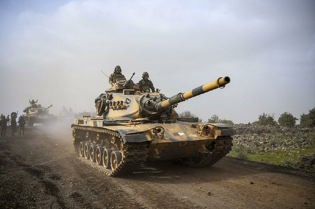 turkish-army-tanks-on-monday-enter-afrin-an-enclave-in-northern-syria-controlled-by-us-allied-kurdish-fighters-from-hassa-turkey