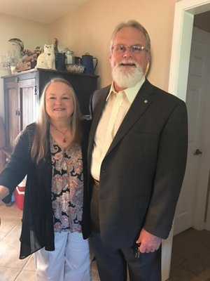 Courtesy photo Karen Dobbs, new McDonald County Historical Society president, wants to expand the educational outreach to include more students this year.
