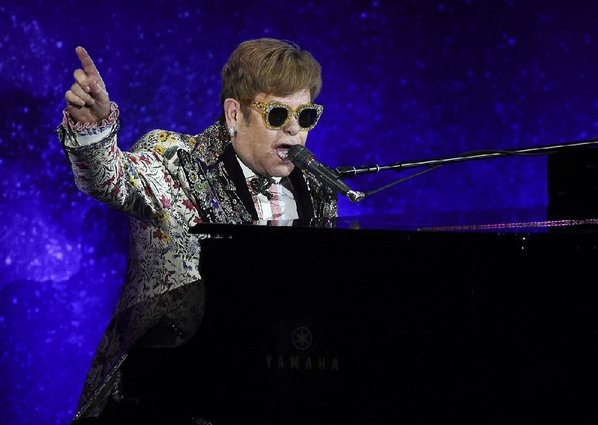 Elton John to retire from music after mammoth world tour