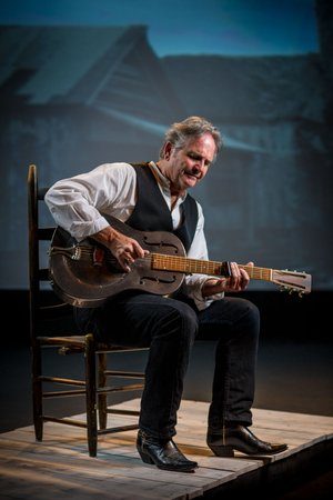 An Evening With Spencer Bohren -- Fans of traditional folk, blues, gospel and country music will not want to miss the roots singer/songwriter, 7 p.m. today, Walton Arts Center in Fayetteville. $14-$25. 443-5600.