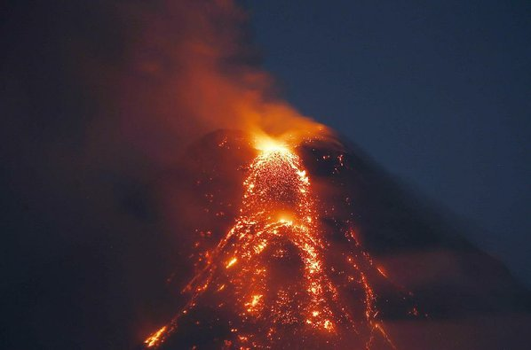 Philippines prepares for 3-month-long volcano emergency