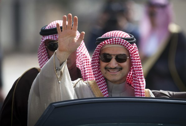 Saudi Prince Alwaleed bin Talal released after corruption crackdown
