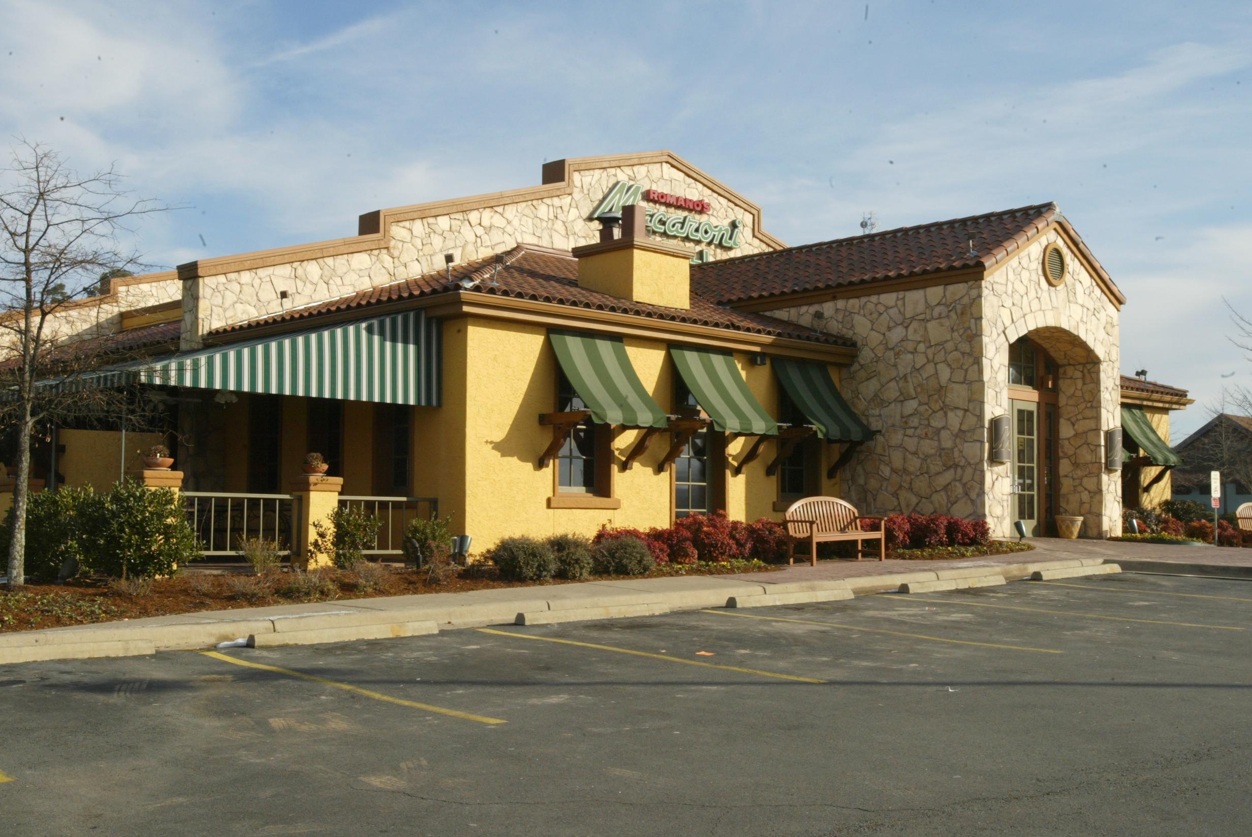 Italian restaurant chain shutters west Little Rock eatery open since ...