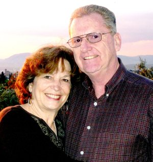 Karen and Nolen Pridemore will present Valentine Love Songs on Feb. 6, at the Highland Christian Church in Bella Vista.