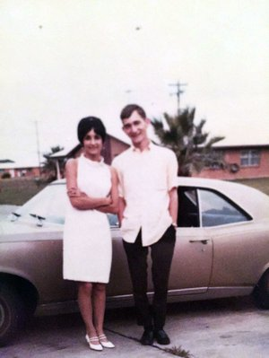 "Jerry and Peggy Whatley were married on June 1, 1968, just over a year after they met on a blind date. ""I've always kind of hung on his coattails. I tell people I've stayed married to him all these years just so I can see what he's going to say or do the next day,"" says Peggy."