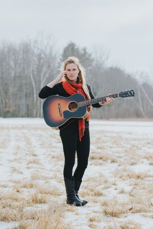 Americana singer/songwriter Caroline Cotter's captivating soprano, award-winning songwriting and travel-inspired songs take listeners all over the world. Touring with Michael Thomas Howard, the pair create undeniably affecting harmonies and combine musical influences that pull from from jazz, folk and Americana.
