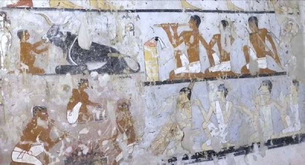3 facts to know about the excavated ancient Egyptian tomb