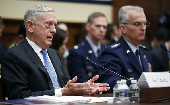 Mattis: There Is No Such Thing as a 'Tactical' Nuke