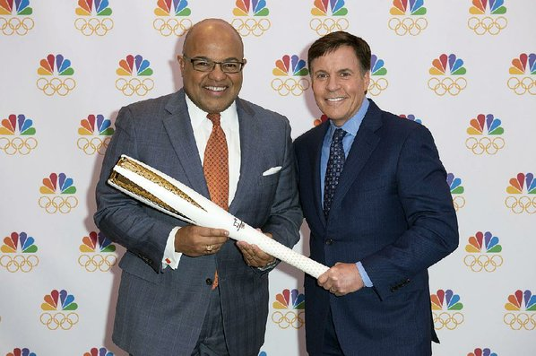 NBC views Winter Olympics as 'opportunity to be apolitical'