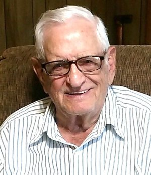 PHOTO SUBMITTED John Willis of Pineville is the 2018 Heart of Education honoree. John served as the first principal at the new McDonald County R-I High School in 1967.