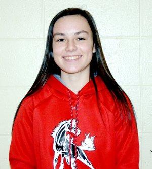 Lily Allman, freshman