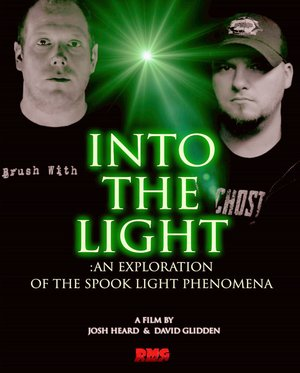 """David Glidden of Noel (right) along with Josh Heard of Iowa, co-produced the documentary, """"Into the Light: An Exploration of the Spook Light Phenomena,"""" which is being shown at 7 p.m. Feb. 15 at The Flick Theater in Anderson."""