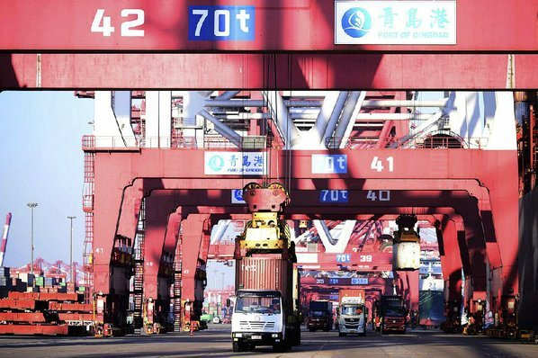 China's imports surge in January