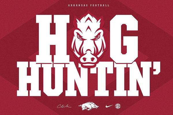 A graphic highlights Arkansas' recruiting work prior to the 2018 signing period.