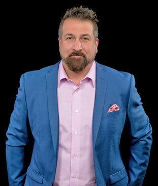 Joey Fatone visits AOL Hq for Build on March 14, 2016 in New York. Photos by Noam Galai