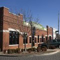 The old Dollar Saver building is shown Thursday in Rogers.