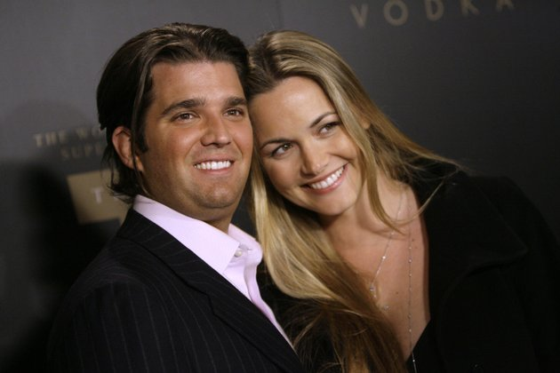 file-in-a-jan-17-2007-file-photo-donald-trump-jr-left-and-his-wife-vanessa-arrive-for-the-trump-vodka-launch-party-by-drinks-america-hosted-by-donald-j-trump-at-les-deux-in-the-hollywood-section-of-los-angeles-donald-trump-jrs-wife-was-taken-to-a-new-york-city-hospital-as-a-precaution-monday-feb-12-2018-after-she-opened-an-envelope-addressed-to-her-husband-that-contained-an-unidentified-white-powder-police-said-ap-photodanny-moloshok-file