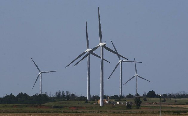 wind-turbines-are-pictured-near-el-reno-okla-last-spring-oklahoma-has-encouraged-the-growing-wind-generation-industry-over-the-past-15-years-with-tax-breaks-and-other-incentives-but-state-budget-deficits-have-prompted-legislators-to-reverse-course-and-they-are-now-looking-to-impose-a-new-production-tax-on-the-industry