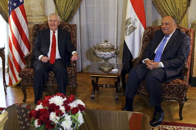 us-secretary-of-state-rex-tillerson-left-meets-egyptian-foreign-minister-sameh-shoukry-on-monday-in-cairo
