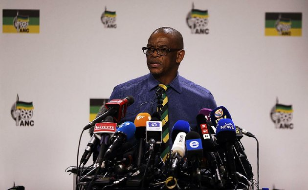 ace-magashule-the-african-national-congress-secretary-general-announces-the-decision-to-disavow-president-jacob-zuma-at-a-news-conference-tuesday-in-johannesburg