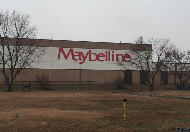 the-maybelline-plant-in-north-little-rock-is-seen-on-wednesday-morning