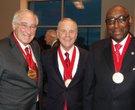 Arkansas Business Hall of Fame dinner