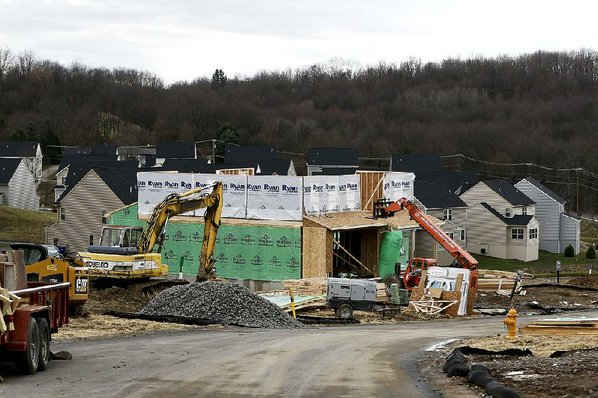 US Home Construction Rose 9.7% in January