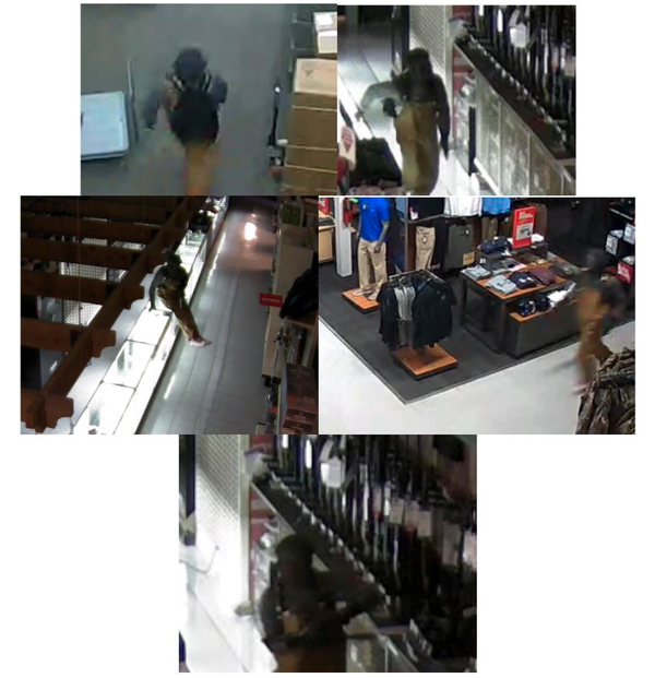 photos videos two ar 15 style rifles stolen in break in at west little rock sporting goods store. Black Bedroom Furniture Sets. Home Design Ideas