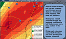 Flood watch, winter weather advisory issued for parts of Arkansas as storm system approaches