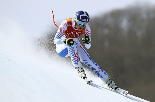 pyeongchang-olympics-american-lindsey-vonn-competes-in-the-womens-downhill-earlier-today-at-the-winter-olympics-in-jeongseon-south-korea-vonn-took-the-bronze-medal-in-the-event-italys-soya-goggia-won-the-gold-and-norways-ragnhild-mowinckel-took-silver
