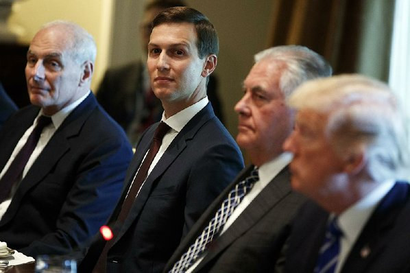 Chief of Staff John Kelly Will Decide on Jared Kushner's Security Clearance