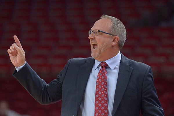The Razorbacks finished Southeastern Conference play at 3-13 and will be the No. 13 seed in this week's SEC Tournament in Nashville, Tennessee.