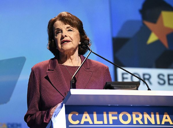 Sen. Dianne Feinstein loses backing of California Democratic Party