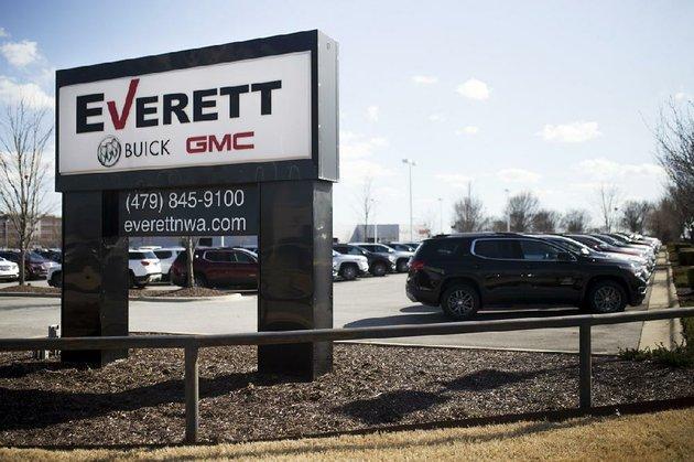 Everett Car Dealerships Ar