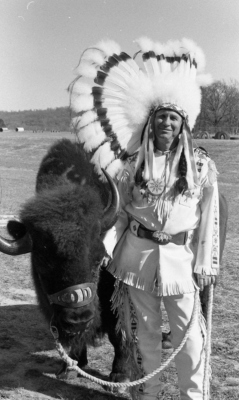 Bunky And His Buffalo