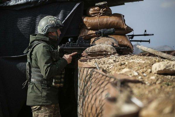 Turkey 'neutralises' over 2400 terrorists in Syria