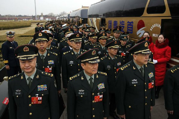China Boosts Defense Spending Amid Military Modernization