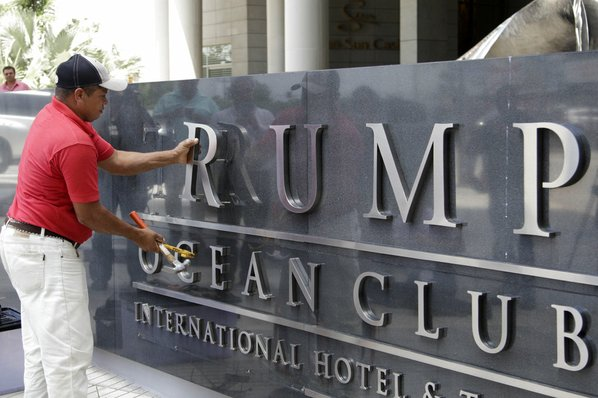 Panama court evicts Trump management from hotel - Trump Organization
