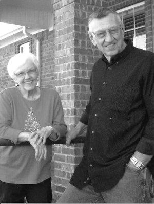 Frank and Barbara Bush