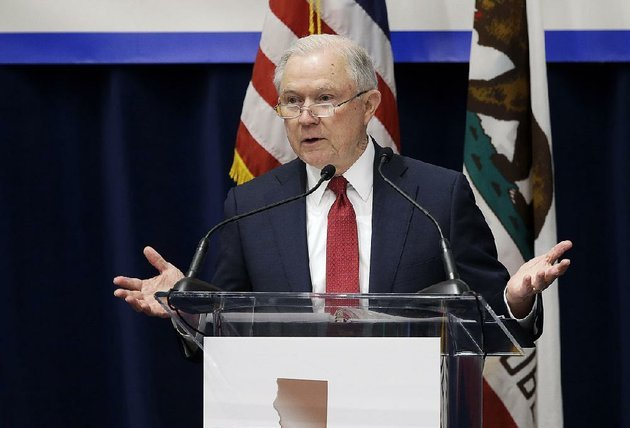 attorney-general-jeff-sessions-tells-law-enforcement-officials-wednesday-in-sacramento-calif-that-he-would-not-stand-for-what-he-called-californias-dangerous-obstruction-of-federal-immigration-laws