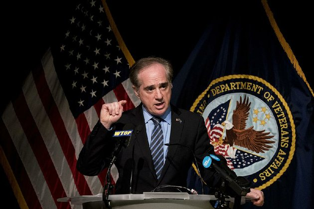at-a-news-conference-wednesday-veterans-affairs-secretary-david-shulkin-reacts-to-an-internal-investigation-that-detailed-patient-safety-issues-at-the-veterans-affairs-medical-center-in-washington