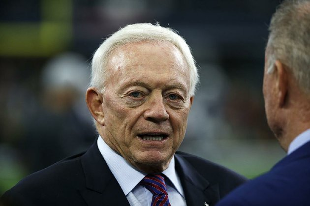 dallas-cowboys-owner-jerry-jones-has-agreed-to-pay-the-nfl-more-than-2-million-in-legal-fees-resulting-from-two-disputes-the-north-little-rock-native-had-with-the-league