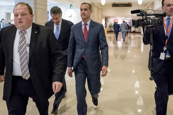 Ex-Trump campaign manager faces Russian Federation interview