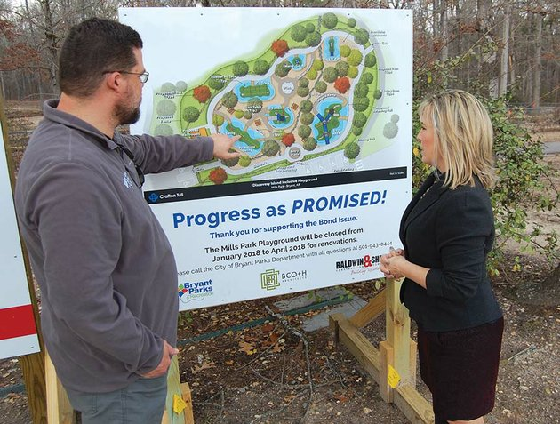 parks-and-recreation-director-chris-treat-left-and-mayor-jill-dabbs-discuss-some-of-the-amenities-that-will-be-added-to-the-new-inclusive-mills-park-in-bryant