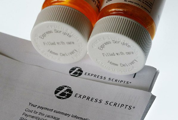 Express Scripts Holding Co Stock Soars on Cigna Corporation Deal