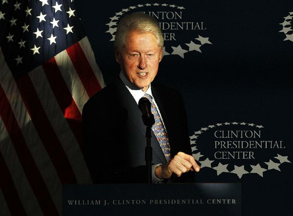 Former President Bill Clinton's lecture at ASU sold out