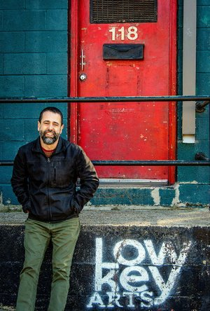 Sonny Kay became the new executive director of Low Key Arts in November.