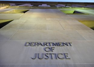 The Associated Press HEADQUARTERS: In this May 14, 2013, file photo, the Department of Justice headquarters building in Washington is photographed early in the morning. The federal government censored, withheld or said it couldn't find records sought by citizens, journalists and others more often last year than at any point in the past decade, according to an Associated Press analysis of new data. The highest number of requests went to the departments of Homeland Security, Justice, Defense, Health and Human Services, and Agriculture, along with the National Archives and Records Administration and Veterans Administration.