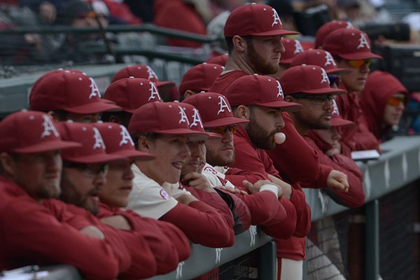 Arkansas (11-4) hosts former Southwest Conference rival Texas today and Wednesday at Baum Stadium.