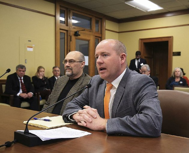 rep-jeff-wardlaw-r-hermitage-speaks-in-favor-of-his-bill-on-state-animal-farm-permits-tuesday-michael-grappe-left-director-of-special-projects-at-the-department-of-environmental-quality-said-banks-and-farmers-need-the-protection-the-measure-provides